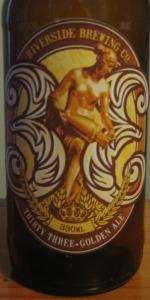 Thirty Three Golden Ale