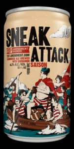 Sneak Attack Saison