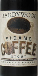 Sidamo Coffee Stout