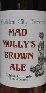 Mad Molly's Brown Ale