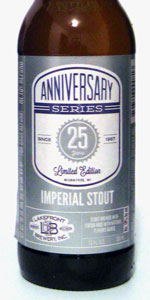 25th Anniversary Imperial Stout