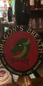 Dragons Breath Real Ale