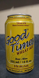 Good Times Wheat Ale