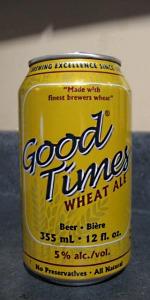 Good Times Wheat Ale