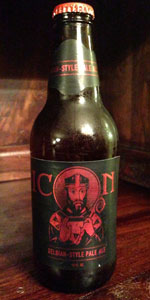 Saint Arnold Icon Red (Belgian-Style Pale Ale)