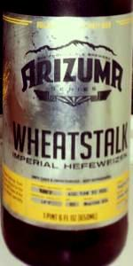 Arizuma Series Wheatstalk Imperial Hefeweizen