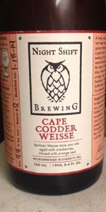 Cape Codder Weisse