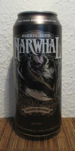 Trip In The Woods: Narwhal Imperial Stout (Aged In Bourbon Barrels)