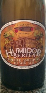 Humidor Double American Black Ale