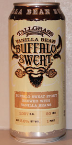 Buffalo Sweat - Vanilla Bean