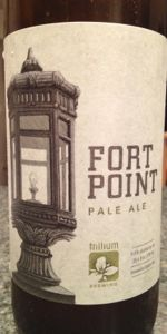 Fort Point Pale Ale