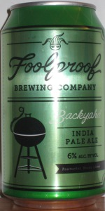 Backyahd India Pale Ale
