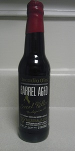 Arcadia Bourbon Barrel Aged Cereal Killer Barleywine