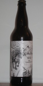 2nd Beer Of The Apocalypse Series: War