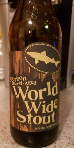 Bourbon Barrel-Aged World Wide Stout