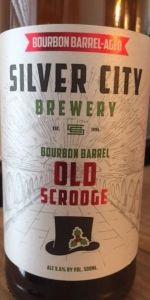 Bourbon Barrel-Aged Old Scrooge