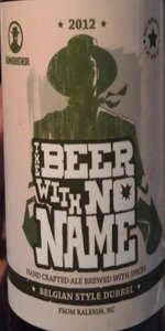 The Beer With No Name