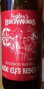 Bourbon Barrel Rude Elf's Reserve