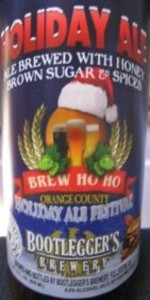 Brew Ho Ho Holiday Ale