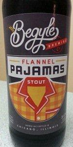 Flannel Pajamas Stout