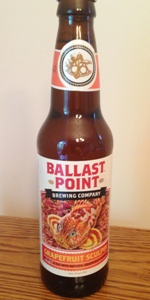 Sculpin - Grapefruit