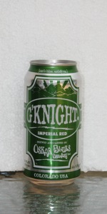 G'Knight Imperial Red Ale