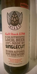 Billy Full Stack Double IPA