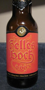 Big Rock Helles Bock