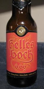 Big Rock Helles Bock