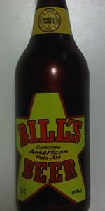 Bill's Beer