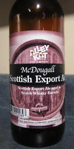 McDougall Scottish Export Ale