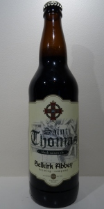 Saint Thomas Black Saison