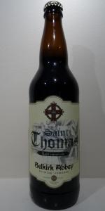 Saint Thomas Black Saison