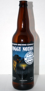 Single Barrel Foggy Notion