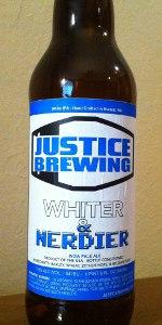 Whiter & Nerdier IPA