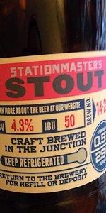 Stationmaster's Stout