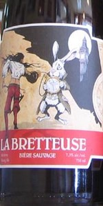La Bretteuse - Syrah Barrel Aged