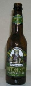 Cottonwood Scottish Style Ale