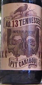 No.13 Tennessee Imperial Porter