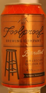 Barstool American Golden Ale