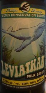 Leviathan Milk Stout