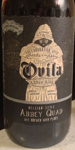 Ovila Belgian-Style Abbey Quad: Ale Brewed With Plums