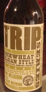 The Trip XV (Buckwheat Belgian Style)