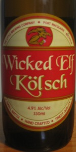 Wicked Elf Kölsch