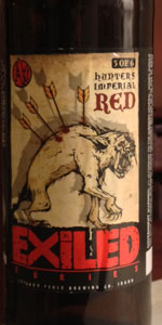 Hunters Imperial Red (Exiled Series #3 Of 6)