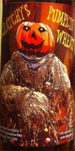 Rumspringa Scratchy's Pumpkin Wheat