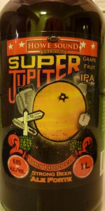 Super Jupiter Grapefruit IPA
