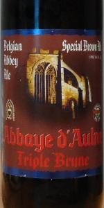 Abbaye D'Aulne Triple Brune 9°