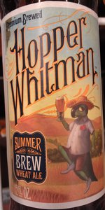 Hopper Whitman Summer Brew