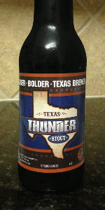 Texas Thunder Stout